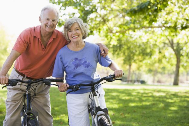 retiree-dental-patients-on-bicycle